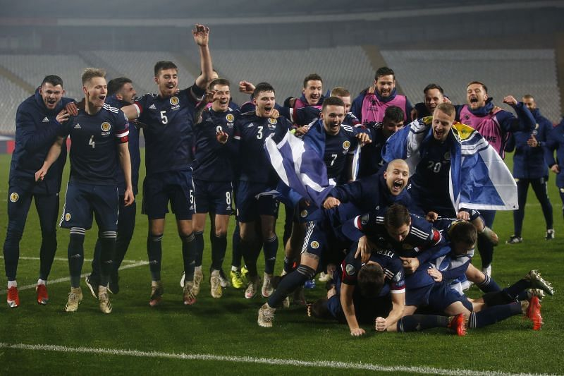 Scotland face Austria at Hampden on Thursday