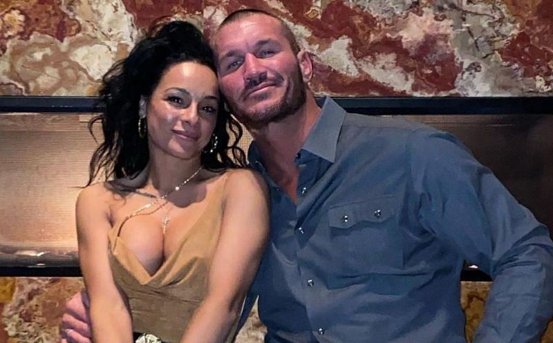 Kim knew that Orton would fall for her if they met