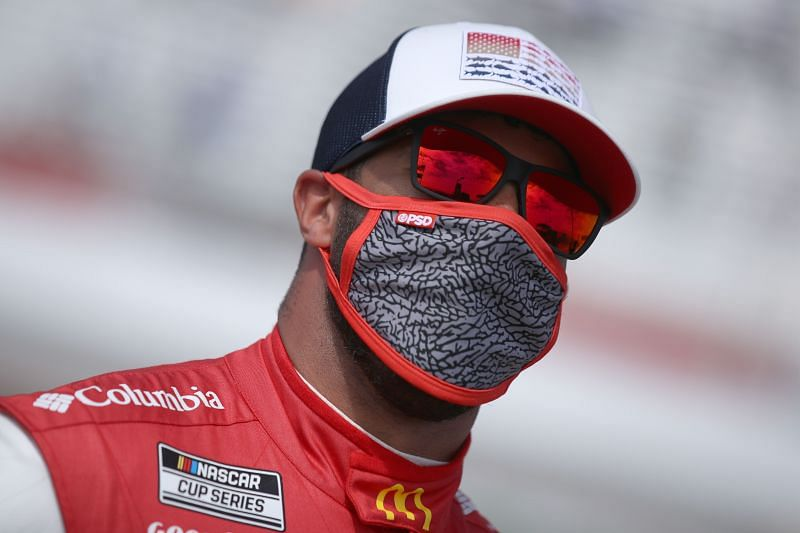 Bubba Wallace Jr. feels every race could be his last. Photo: Sean Gardner / Getty Images.