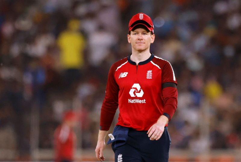 Eoin Morgan happy with how the white-ball tour has panned out