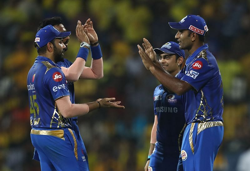 Jayant Yadav plays for MI in IPL