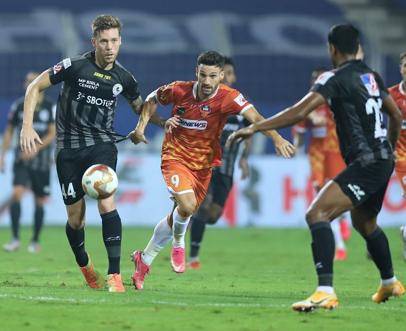 Tiri has been a solid addition to the ATKMB squad (Image courtesy: ISL)