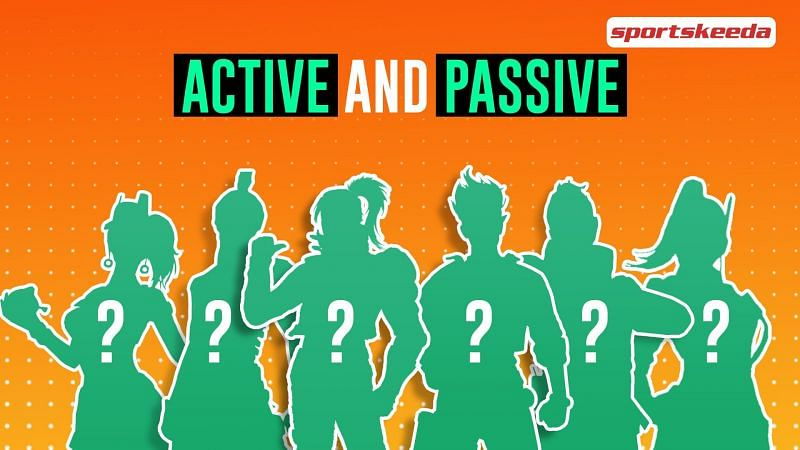 Discussing the three best characters with active and passive abilities in Free Fire