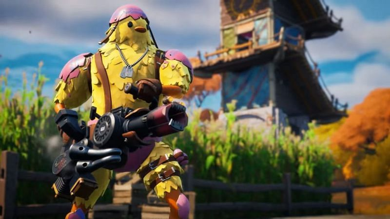Recycler Gun (Image via Epic Games)