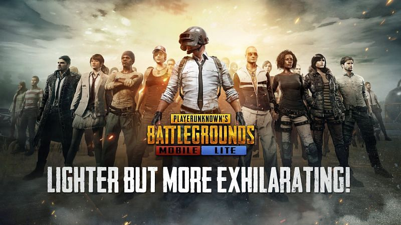 PUBG Mobile Lite is only available in specific countries at the moment (Image via PUBG Mobile / Twitter)