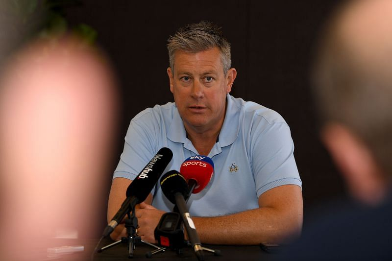 Ashley Giles played 54 Tests and 62 ODIs for England.