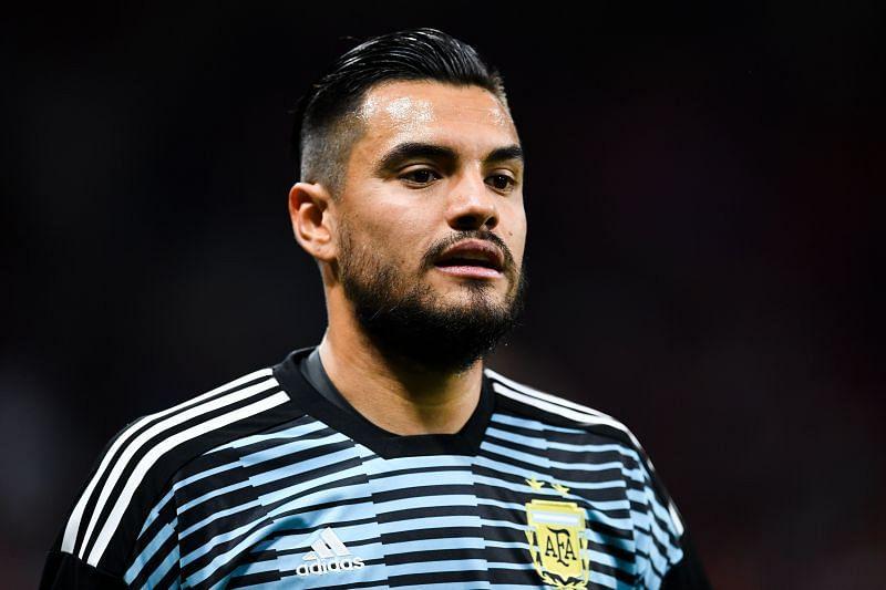 Sergio Romero has been impressive for Argentina