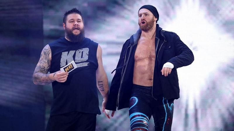 Kevin Owens will welcome Sami Zayn to The KO Show