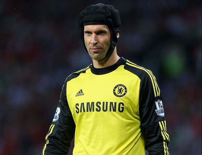 Petr Cech reacted to Chelsea