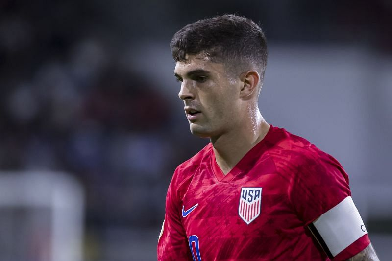 Christian Pulisic will be in action for USA against Jamaica