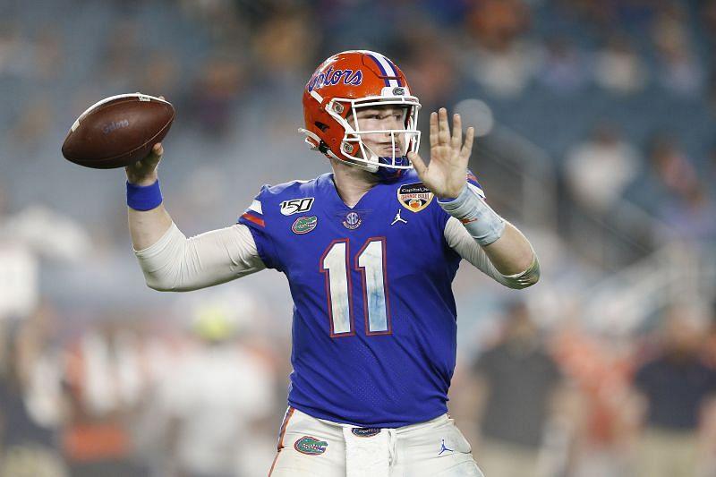 Florida QB Kyle Trask