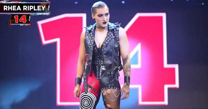 Rhea Ripley is grateful for her past appearances on the WWE main roster.