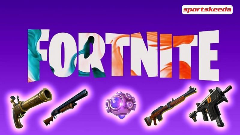 Fortnite Smg Reloads Too Fast Top 5 Weapons That Need To Return In Fortnite Season 6