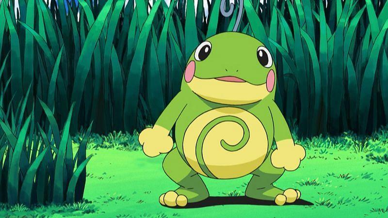 Politoed (Image via The Pokemon Company)