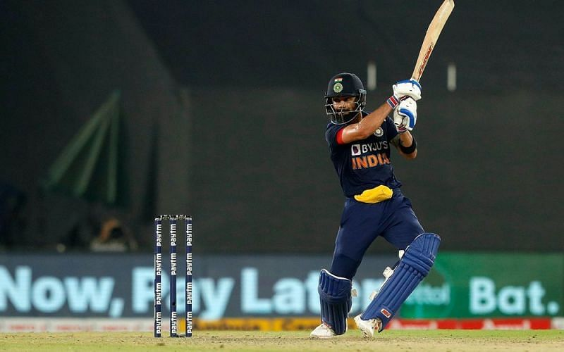 Captain Kohli returned to form in the India vs England T20I series (Image Courtesy: BCCI)