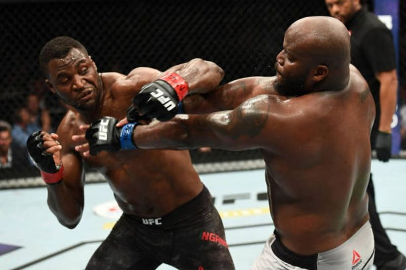 "I don't even count that as a beating"" - Derrick Lewis recalls his  lackluster win against Francis Ngannou"
