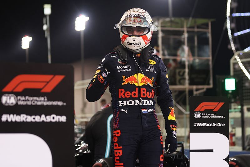 Max Verstappen will start Sunday