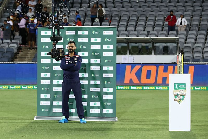 Virat Kohli will be the player to watch out for at the MCA Stadium