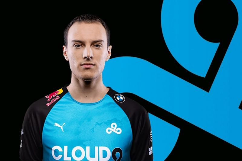 """Luka """"Perkz"""" Perković is not happy with the LCS format and schedule (Image via Cloud9)"""