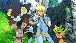 Clemont (Image via The Pokemon Company)