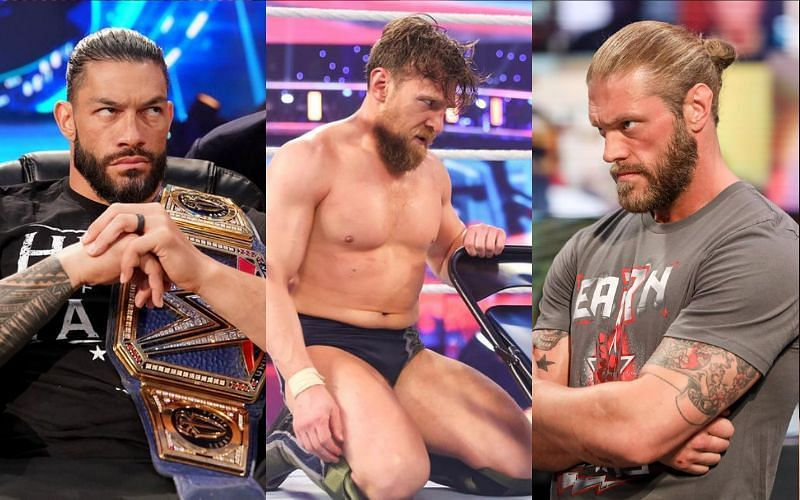 WWE might make a big change to the Universal Championship match at WrestleMania 37