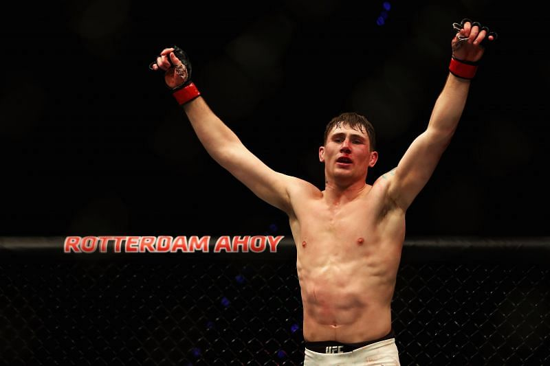 Can Darren Till become the greatest UFC fighter from the UK?