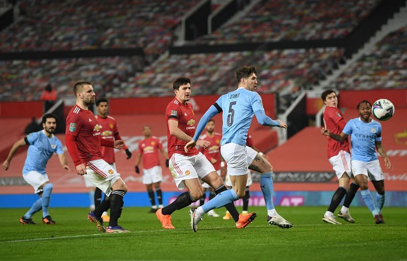 Manchester United v Manchester City - Carabao Cup Semi-Final