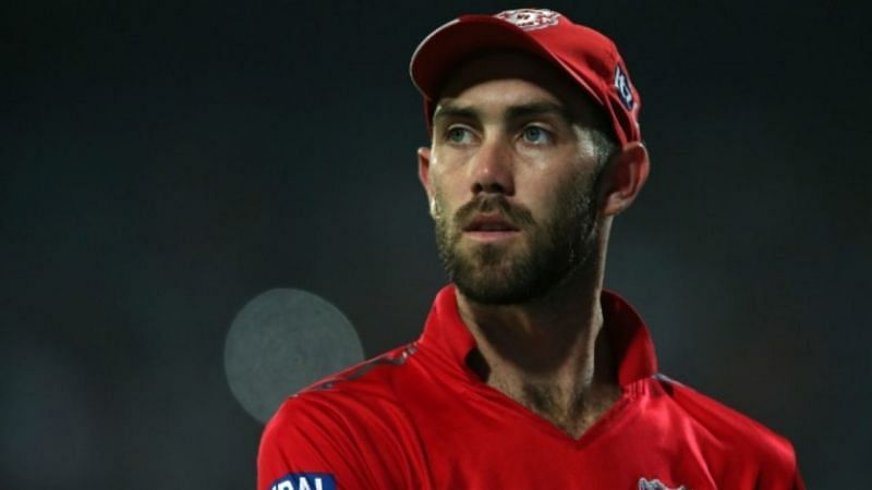 Glenn Maxwell was bought for a massive price in the IPL 2021 auction