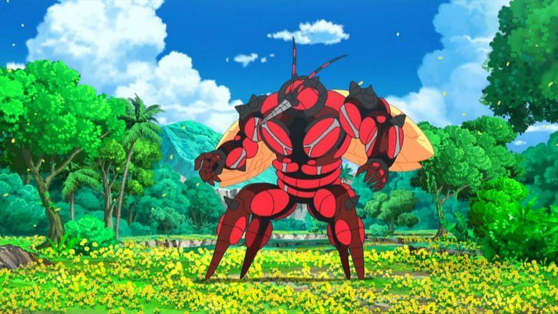 Buzzwole (Image via The Pokemon Company)