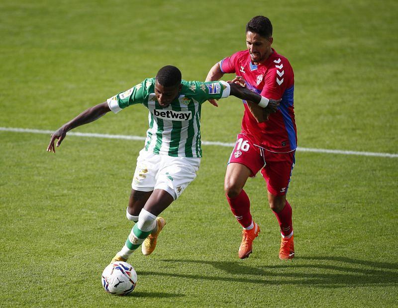 Real Betis v Elche CF - La Liga Santander