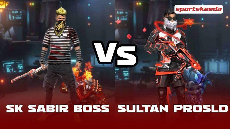 SK Sabir Boss vs Sultan Proslo