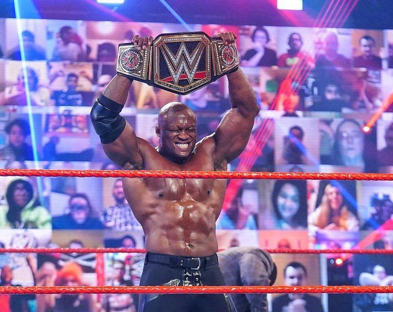Raw में बॉबी लैश्ले बने नए WWE चैंपियन