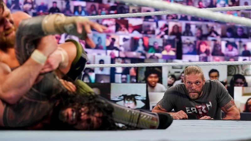 Edge will have enough mental freedom to enjoy competing at WrestleMania again