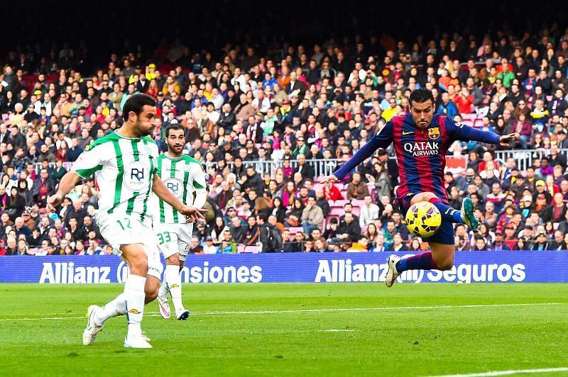 FC Barcelona v Cordoba CF - La Liga