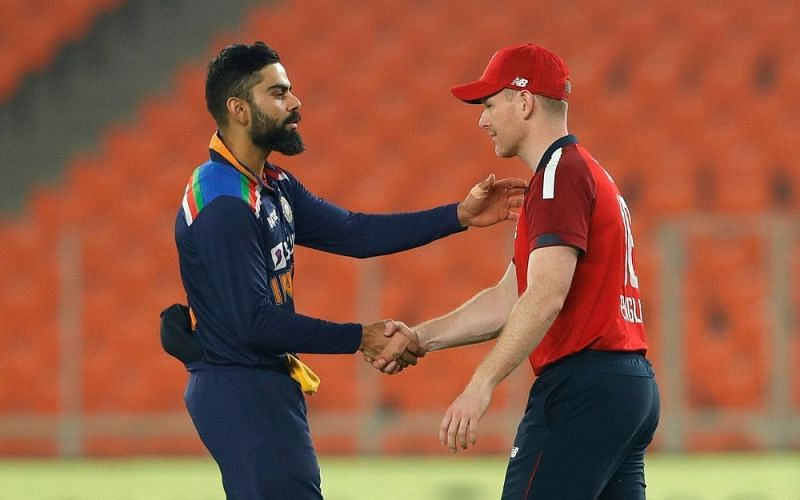The India vs England series in Ahmedabad ended in the home side