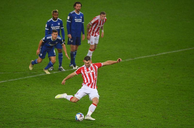 Stoke City v Cardiff City - EFL Championship