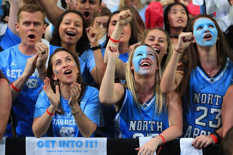 North Carolina has the most #1 seeds in March Madness history (17)