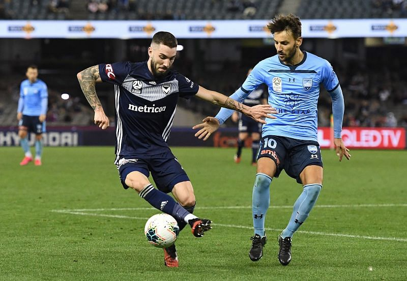 Sydney FC take on Melbourne Victory this weekend