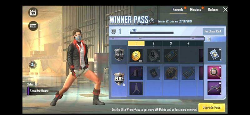 Shoulder Dance emote (Image via Game for all/ YouTube)