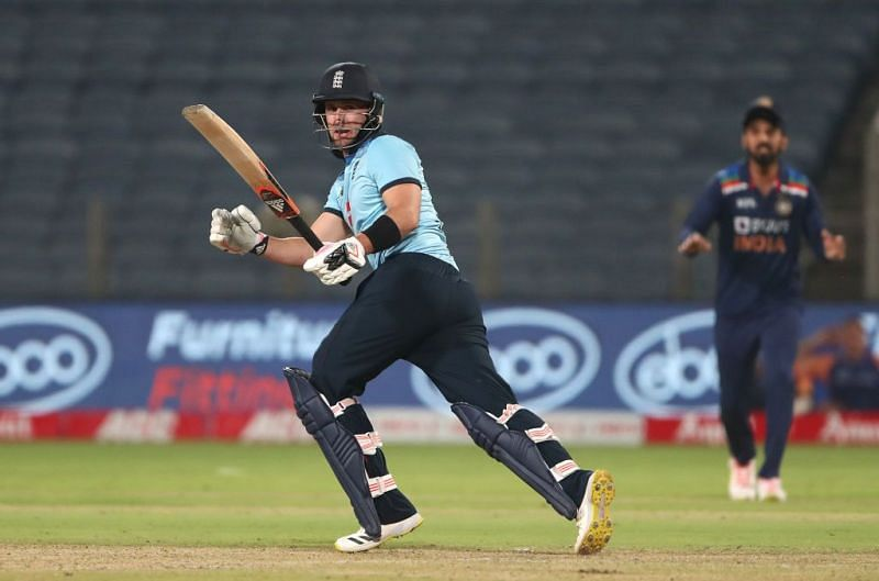 Liam Livingstone impressed in England colours