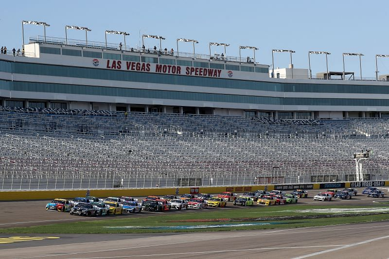 Kevin Harvick to start from pole at NASCAR