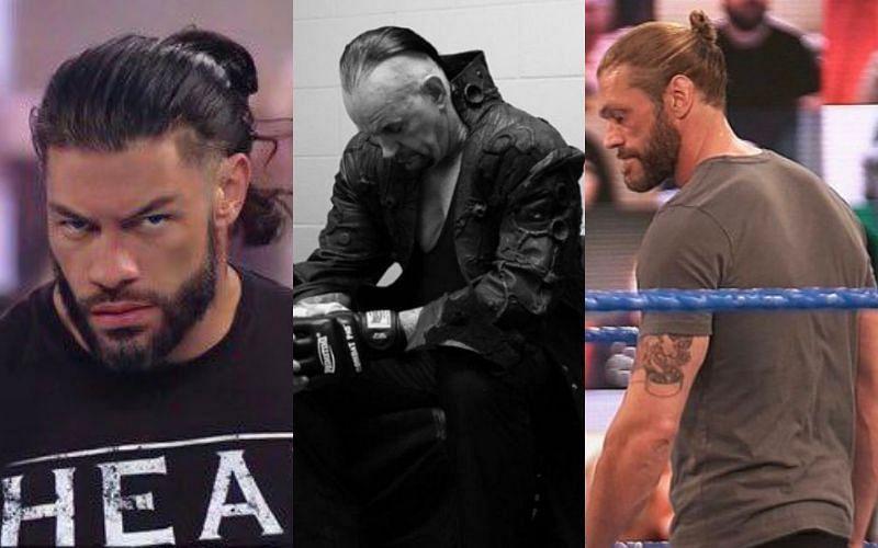 WWE रेसलर्स ने अपने विरोधियों को गंभीर चोट लगने से बचाया