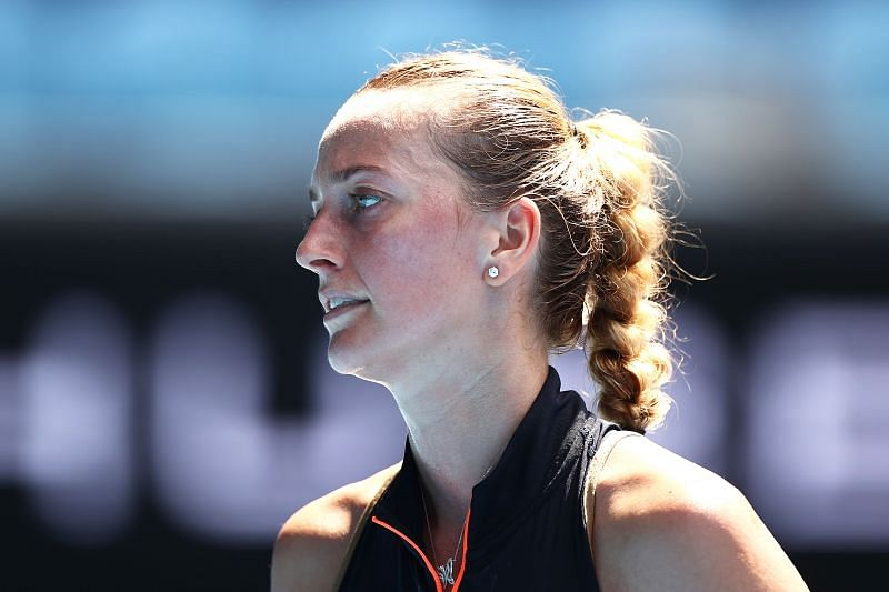 Petra Kvitova is likely to be the aggressor in the contest.