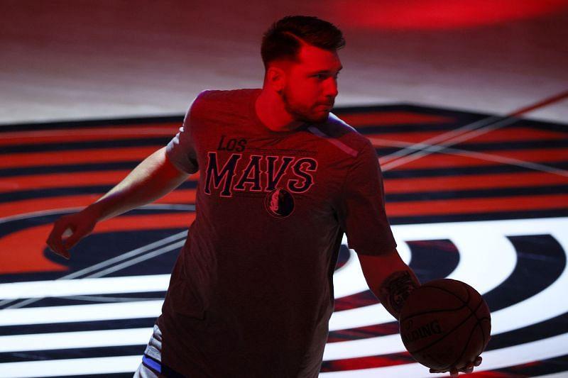 Dallas Mavericks All-Star Luka Doncic