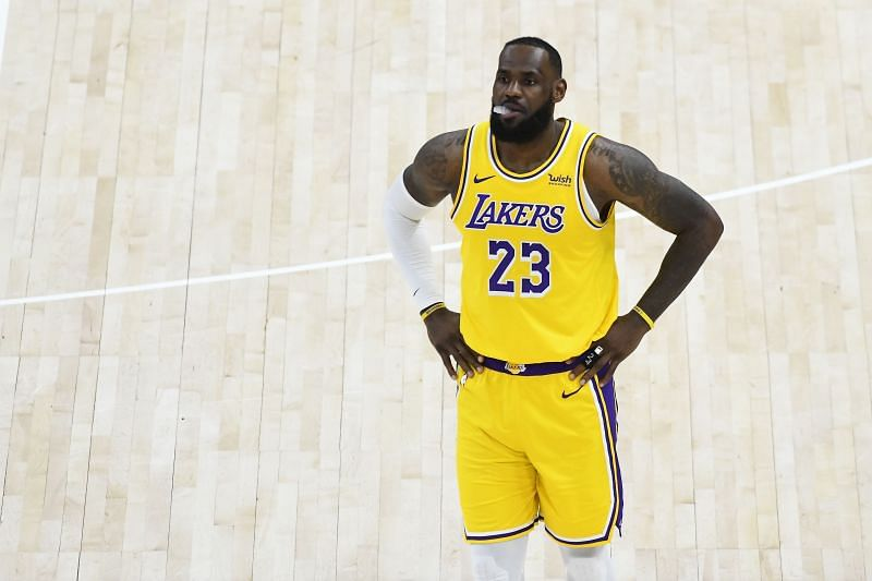 LeBron James recently released images from Space Jam 2