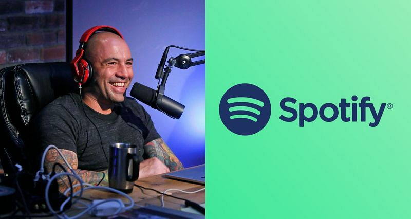 Joe Rogan signed a $100 million multi-year deal with Spotify in May 2020