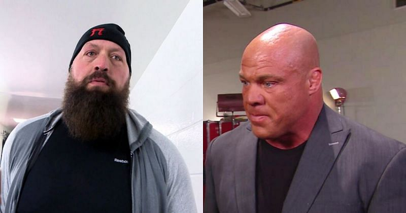 """""""Vince McMahon showed his loyalty to Big Show"""" – Kurt Angle shares honest feelings on Paul Wight joining AEW"""