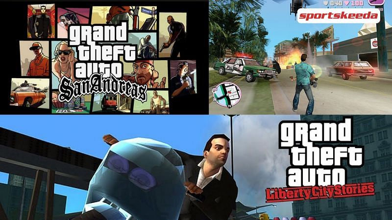 3 best GTA games for Android devices (Image via Sportskeeda)