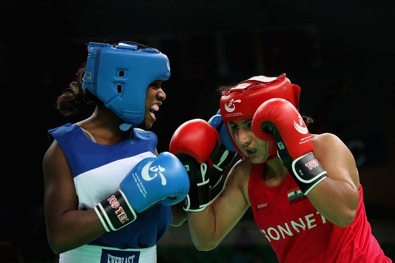 Pooja Rani - the only Tokyo-bound boxer to feature in the upcoming event