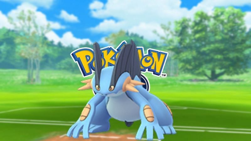 Swampert is such a strong lead (Image via Niantic)